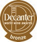 Decanter 2011 Bronze